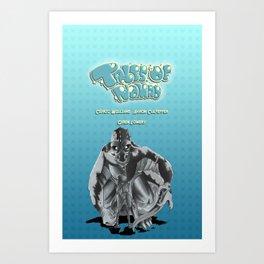 Tales of Nomad Promo W/Art Art Print