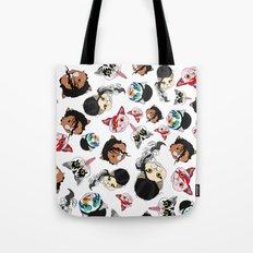 Pop Cats Tote Bag