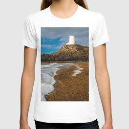 Ty Mawr Lighthouse Llanddwyn Island T-shirt