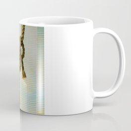 Tie a Knot and hang on Coffee Mug