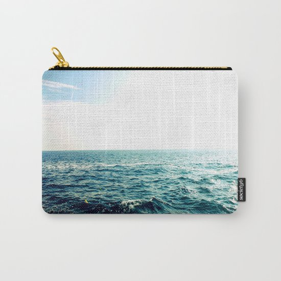 Sea waves I Carry-All Pouch