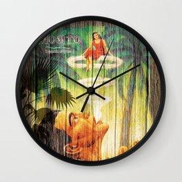 cuba style Wall Clock