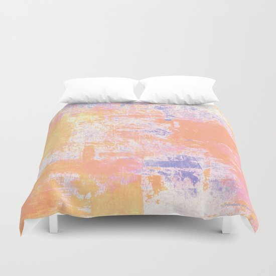 Abstract Serenity 16 Duvet Cover
