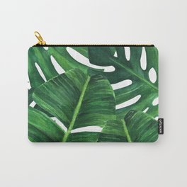 Tropical palm art Carry-All Pouch