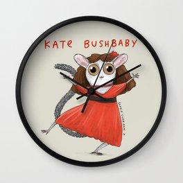 Kate Bushbaby Wall Clock