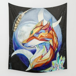 Spirit Guide Wall Tapestry