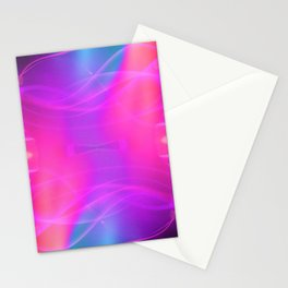 iDeal - Electrified CottonCandy Stationery Cards