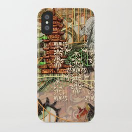 The Interlocking Mechanism of Compartmentalization (1) iPhone Case
