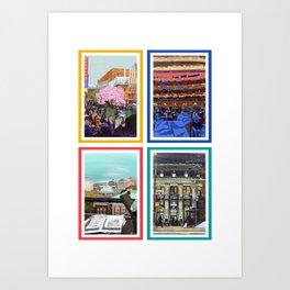 Four Seasons | Barnard Seasons Series Art Print