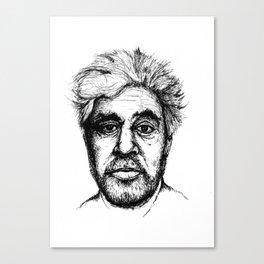 amodovar Canvas Print