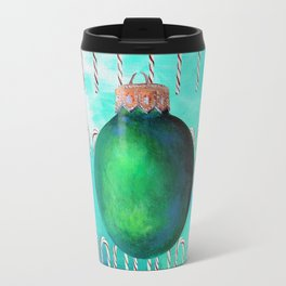 The Xmas Bulb Travel Mug