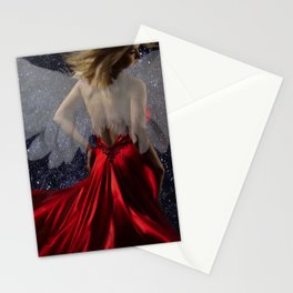 When Ash Rains Down Stationery Cards