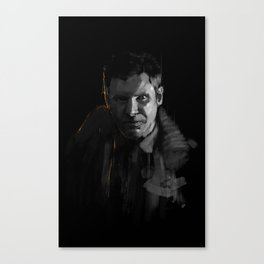 Rick Deckard Canvas Print