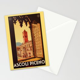 Old Ascoli Piceno Stationery Cards
