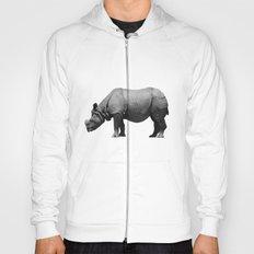 Bored Rhino Hoody