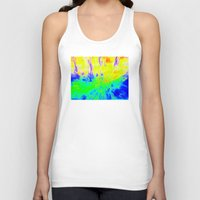 hippy Tank Tops featuring The Hippy Shake by Tanella