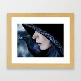 Macha Framed Art Print