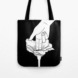In Tote Bag