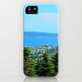 Bonaventure Island iPhone Case