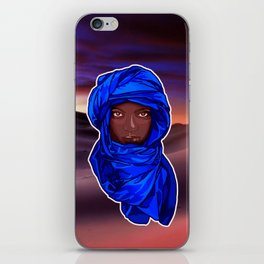 Tuareg iPhone Skin