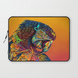 GUACAMAYO Exotic Animals Species Laptop Sleeve