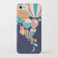 balloons iPhone & iPod Cases featuring Balloons by Jay Fleck