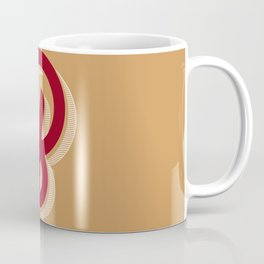 BOLD 'B' DROPCAP Coffee Mug