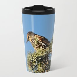 O My Starling, Clementine! Travel Mug