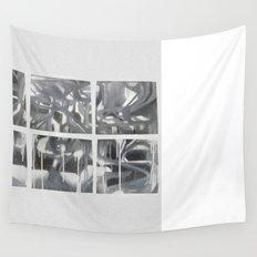 Fade 2 Grey Wall Tapestry