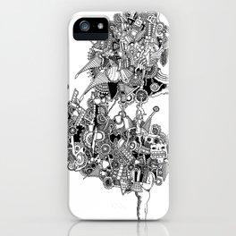 Melding iPhone Case