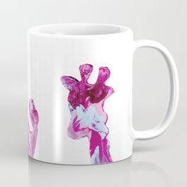 My giraffe is pink Coffee Mug