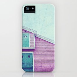Old Fish Factory iPhone Case