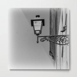 Old lamps... Metal Print
