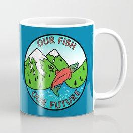 Stop Pebble Mine Coffee Mug