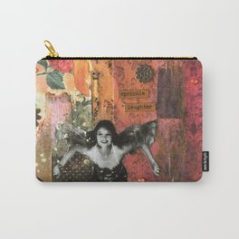 The Laughter Fairy Carry-All Pouch