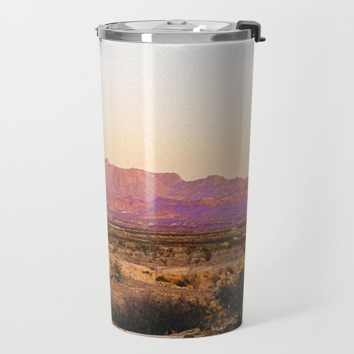 Tipi / Texas Travel Mug