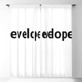 developer Blackout Curtain