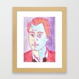 Christopher Nolan Framed Art Print