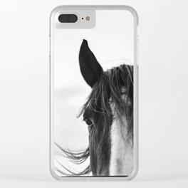 Equo 1 Clear iPhone Case
