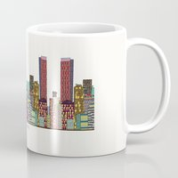 miami Mugs featuring Miami by bri.buckley
