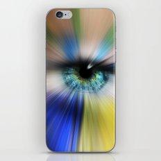 EYE AM ALL iPhone & iPod Skin