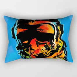 Fghter Pilot Rectangular Pillow