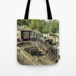 Swanage MPD  Tote Bag