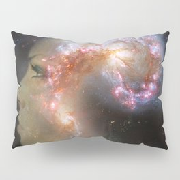 The Antennae Galaxies Pillow Sham