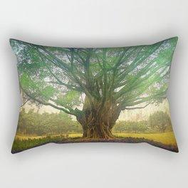 Banyan tree Rectangular Pillow