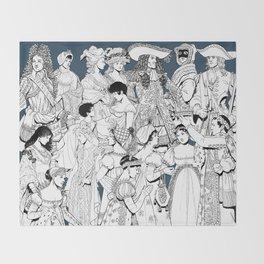 Century Throw Blanket