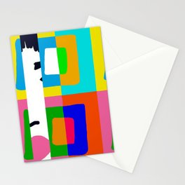 Behind the Screens Stationery Cards