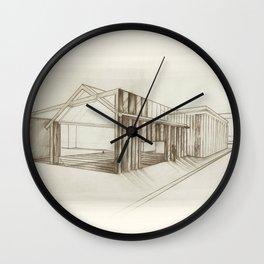 Urban Barn Wall Clock