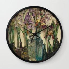 Frederick Judd Waugh 1861-1940 RUM ROW Wall Clock