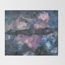 Reflections Galaxy Throw Blanket